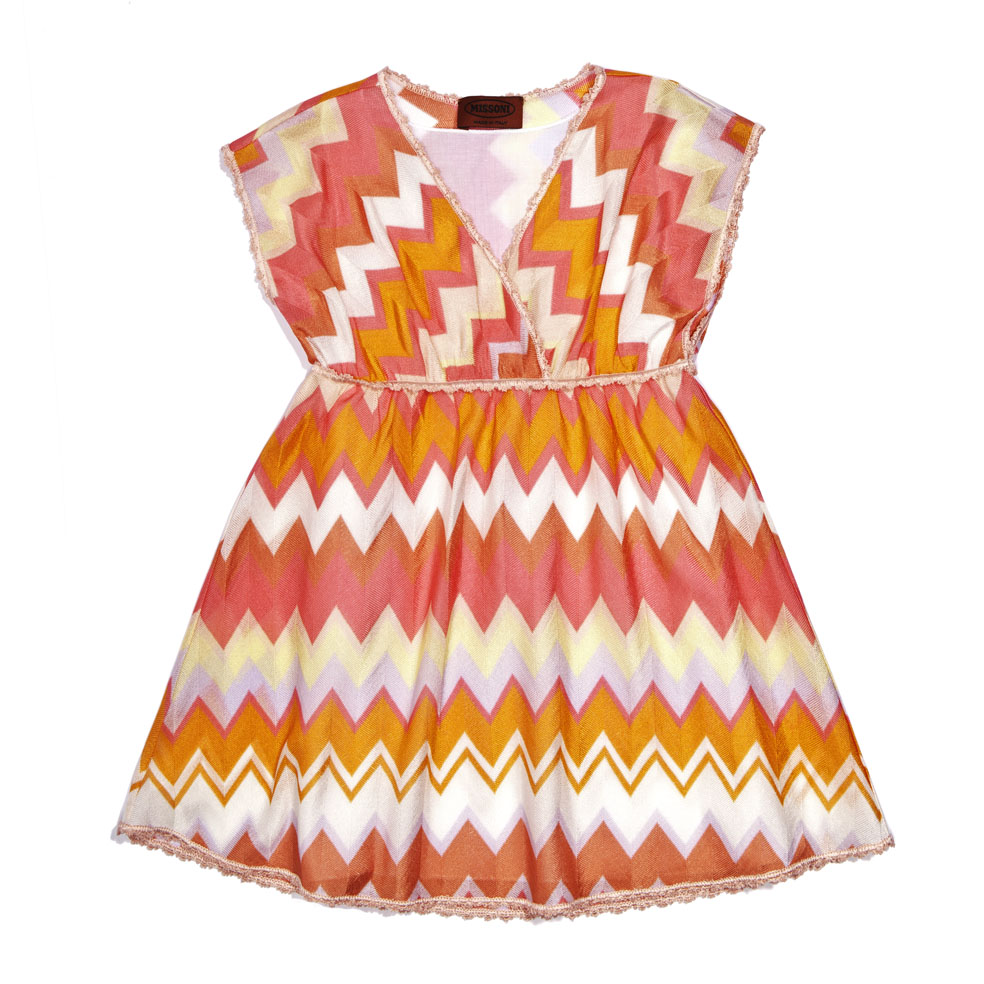 Missoni Offers Sneak Peek at Spring-Summer Collection For Tots