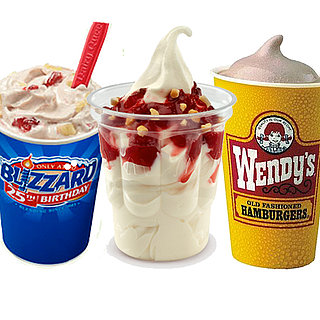 Fast-Food Frozen Desserts Under 300 Calories