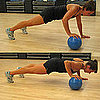 Medicine Ball Push-Ups
