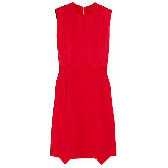 Preen Envelope Shift Dress, $1,120