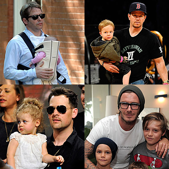 Happy Father's Day! Fab's 20 Most Dapper Dads