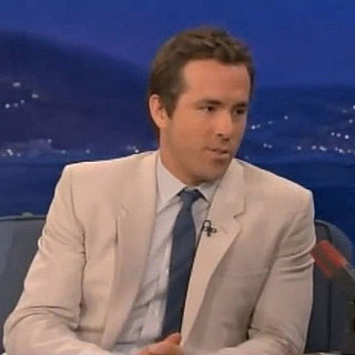 Ryan Reynolds on Conan