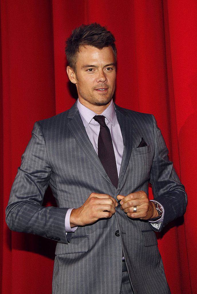 Josh Duhamel in Berlin.