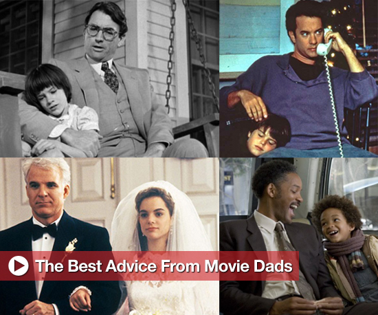 Father's Day on Film: The Best Advice From Movie Dads