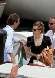 Princess Beatrice Kicks Off a Bikini-Filled Yacht Vacation With Boyfriend Dave Clark!