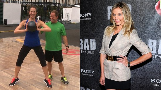 Get the Bod: Cameron Diaz's Legs