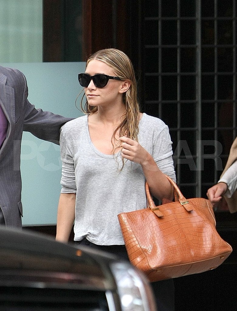 Ashley Olsen Tackles a Big Apple Afternoon Ahead of StyleMint's Launch