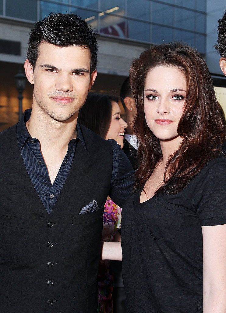 Kristen Stewart and Taylor Lautner got together in LA.