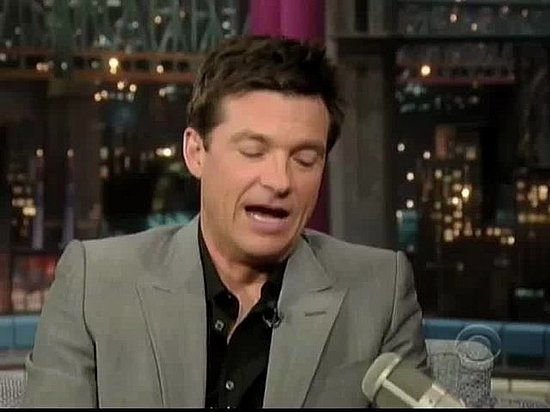 Jason Bateman Tells David Letterman His Reluctant Intro to Bikram