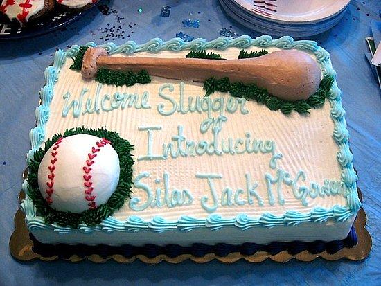 Baby Baseball Shower!