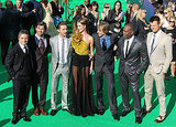 Rosie Huntington-Whiteley, Shia LaBeouf, Josh Duhamel, Tyrese Gibson, and Patrick Dempsey stepped out on the red carpet in Moscow.