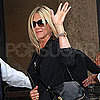 Jennifer Aniston Tapes Inside the Actors Studio Pictures