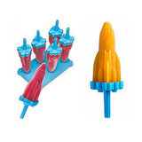Tovolo Blue Rocket Ice Pop Molds ($11)