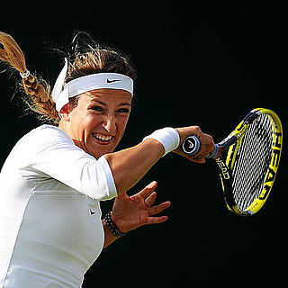 Grunting Female Tennis Players at Wimbledon