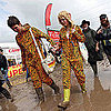 Glastonbury Festival Mud Pictures