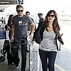 Lindsay Price Pregnant Pictures With Curtis Stone