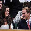 Kate Middleton and Prince William at Wimbledon [Video]