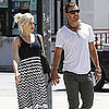 Gwen Stefani and Gavin Rossdale Pictures With Kingston and Zuma