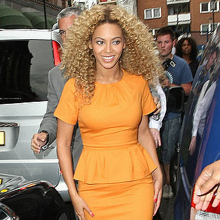 Beyonce Shopping at Harrods in London After Glastonbury