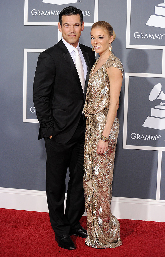 LeAnn Rimes and Eddie Cibrian