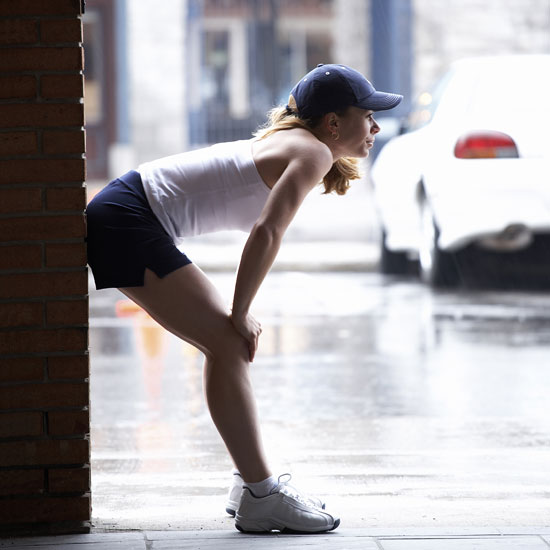 5 Must Haves For a Run in the Summer Rain