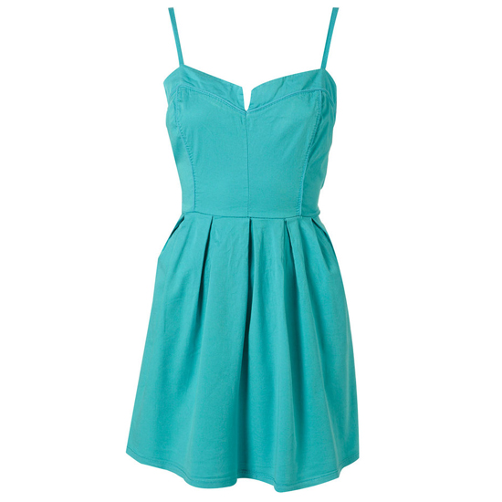 Wal G Piped Dress, $66