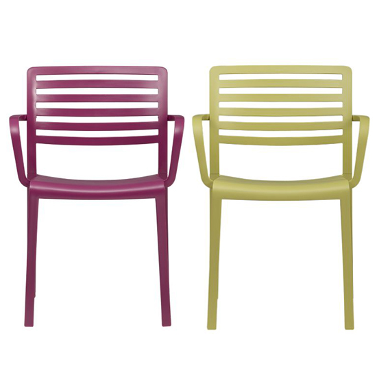 Crate & Barrel Surf Chairs, $80 each