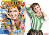 Emma Watson Talks About Her Tom Felton Crush, Dating, and Girlfriends in Seventeen