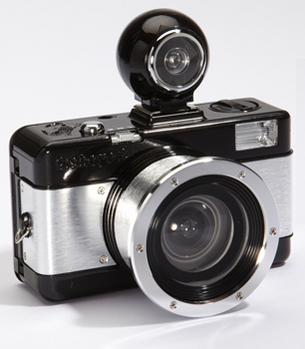 Lomography Fisheye 2 Camera ($75)