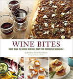 Just in time for Summer comes Wine Bites, a cookbook for those who love to entertain. The book offers picture-perfect hors d'oeuvre recipes and advice on appropriate pairings.  Can't Wait to Taste: Manchengo Quesadillas with Roasted Peppers & Onions