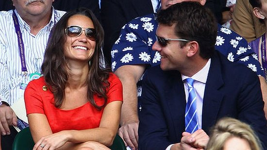 Video: Is Pippa Middleton Off the Market Again?