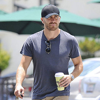 Jake Gyllenhaal at Urth Caffe in LA Pictures