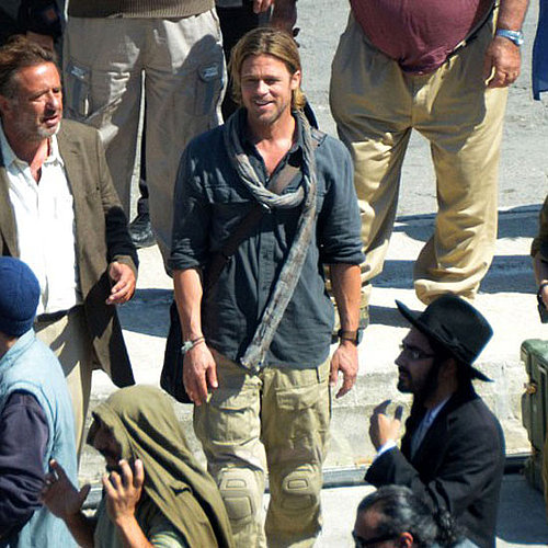 Brad Pitt May Be Considering a Role in The Mission