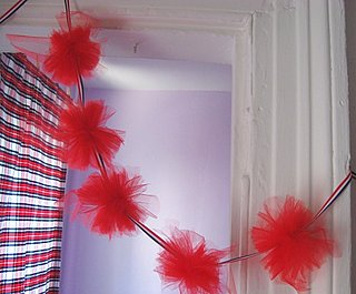 Fourth of July Garland DIY Project