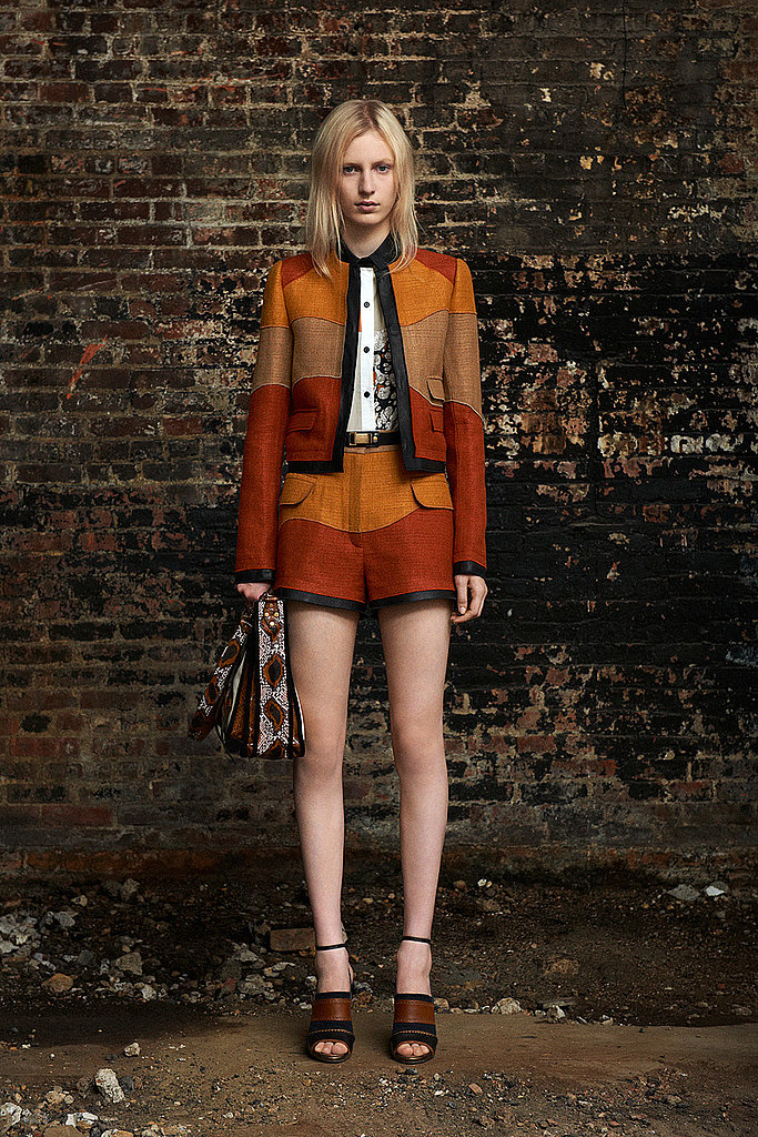 COLORBLOCK Proenza Schouler   See all Proenza Schouler Resort 2012