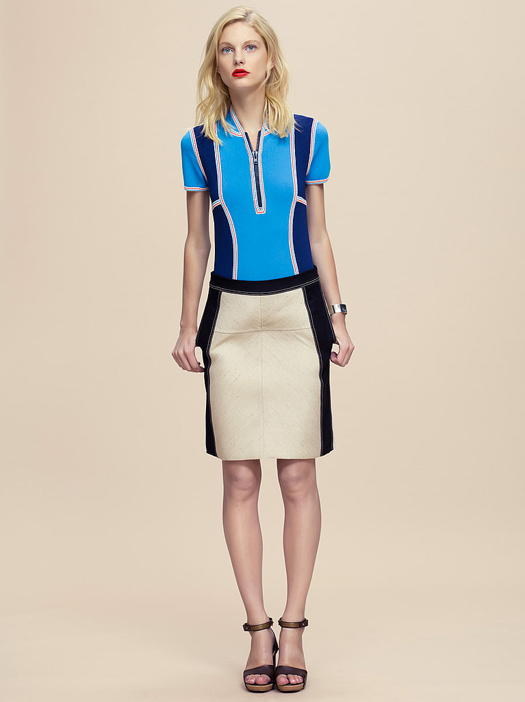 SCUBA SUITS Derek Lam   See all Derek Lam Resort 2012