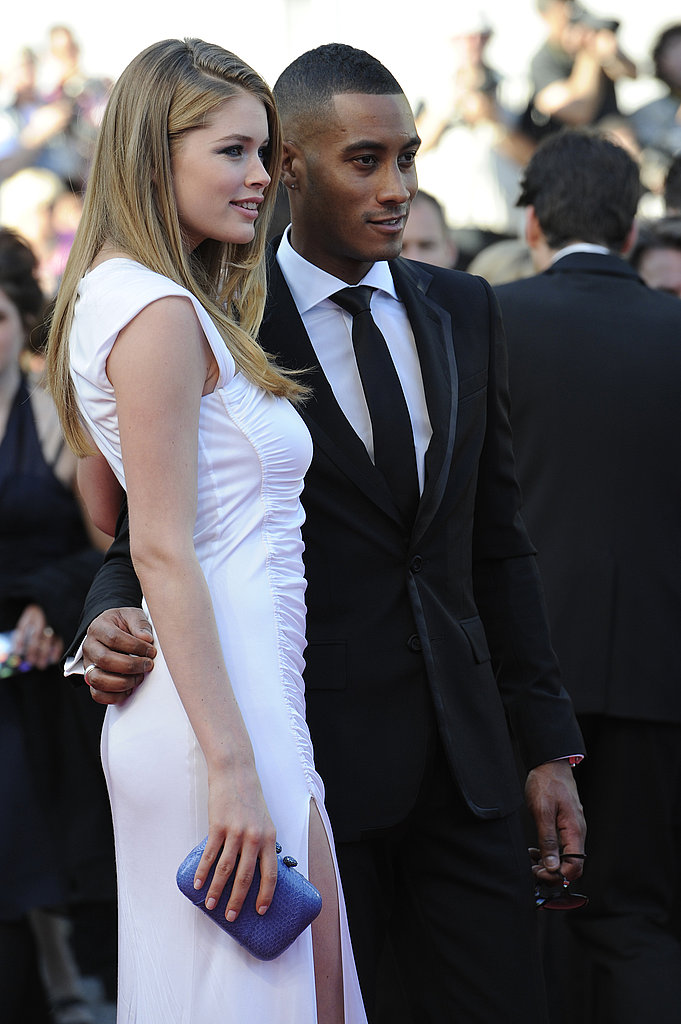 Doutzen Kroes and DJ Sunnery James started dating in 2009 and married a year later. In 2011, the two had a son, named Phyllon.
