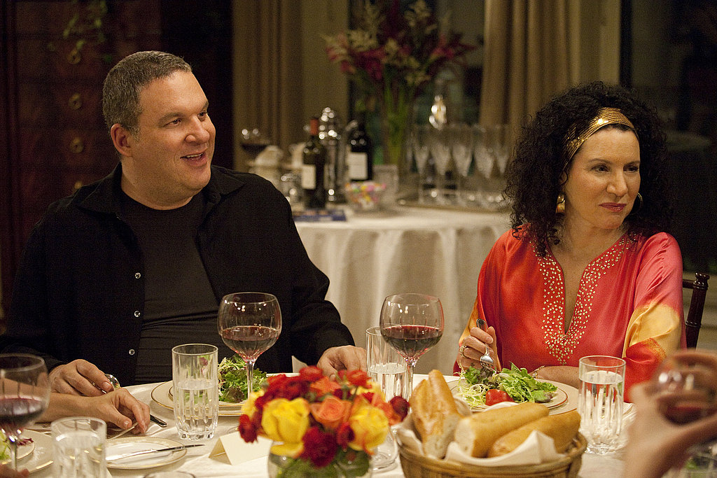 Jeff Garlin as Jeff Greene and Susie Essman as Susie Greene, Curb Your Enthusiasm season eight.
