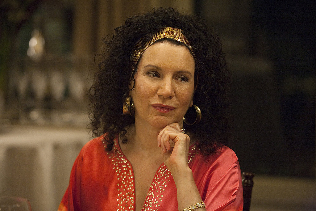 Susie Essman as Susie Greene, Curb Your Enthusiasm season eight.