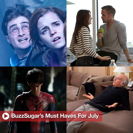 Biggest Movies in July 2011