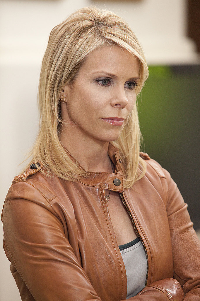 Cheryl Hines as Cheryl David, Curb Your Enthusiasm season eight.