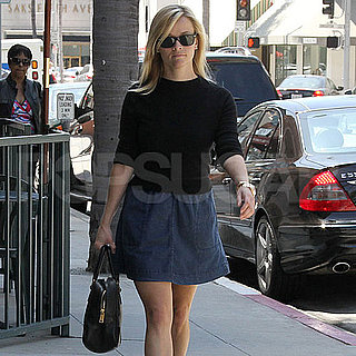 Pictures of Reese Witherspoon Walking in LA