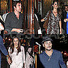 Penelope Cruz and Javier Bardem Double Date With Eva Longoria and Eduardo Cruz
