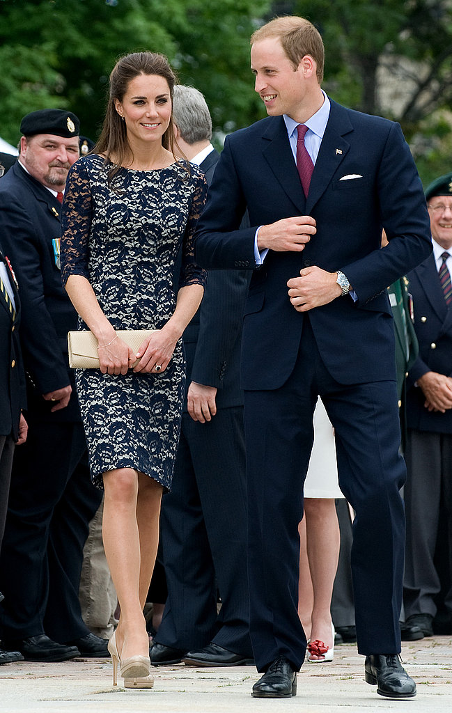 Kate Middleton and Prince William attended their first event in Canada.