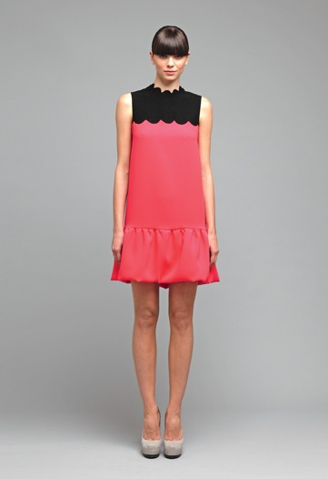 Victoria Beckham's New Dress Line