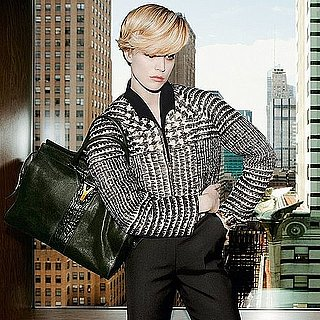 Yves Saint Laurent Fall Ad Campaign