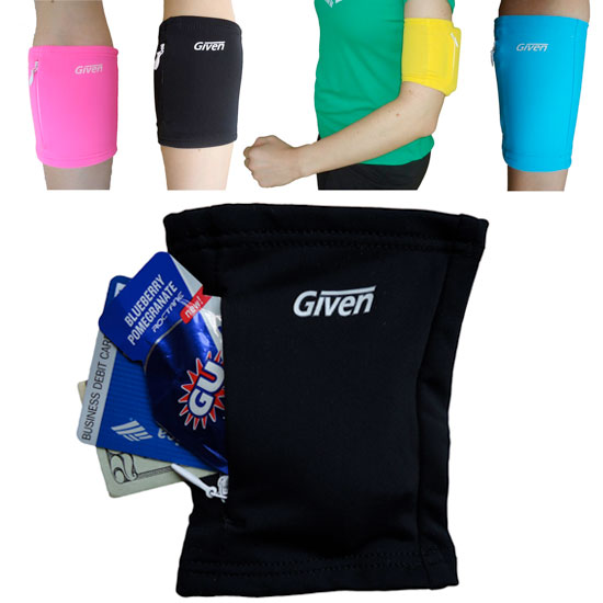 Given Sports Arm Pocket