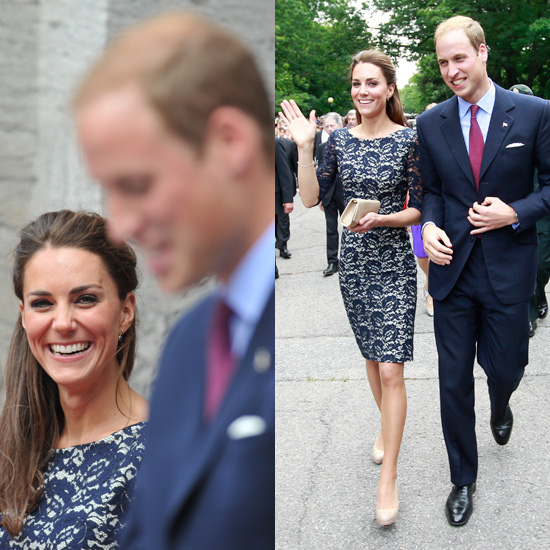 Prince William and Kate Middleton Share Sweet Newlywed Moments in Canada