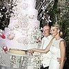 Monaco Royal Wedding Cake Pictures