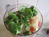 Salsa Baked Goat Cheese Recipe 2011-07-01 10:15:02